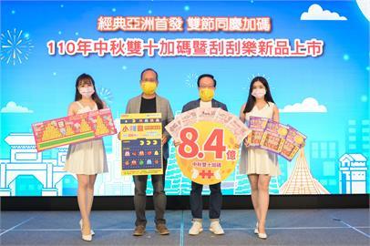 中秋加碼來了!威力彩追加「2億元」、大樂透增開「168組」百萬獎