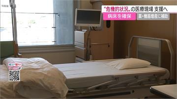 武漢肺炎/日本單日確診破300人 將興建「日版方艙醫院」