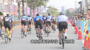 努力培育自行車選手 四大賽明年將登場