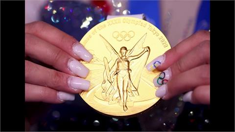 史上最環保奧運! 東奧獎牌、頒獎台全回收再利用
