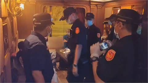 夜店酒客衝突 打架叫罵噴口水 吵架全程未戴口罩 警員也曝傳染風險