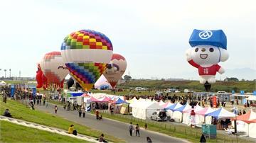 萌式互動拓商機!台灣超市吉祥物熱氣球飛進佐賀