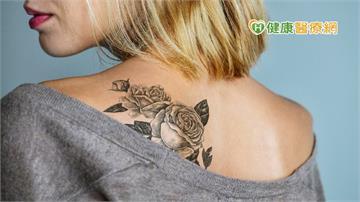 紋身後有哪些注意事項?修復皮膚別輕忽日常保養