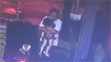 快新聞/唐姓男子強吻女童遭公訴 法院撤銷原判決改判有期徒刑10月