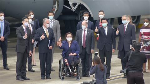 分配給台灣軍隊使用!美參議員籲再給台灣200萬劑疫苗