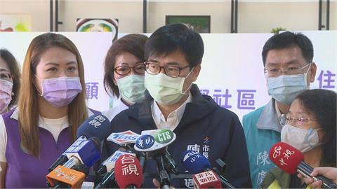 快新聞/高市府課程名稱有「邁」字 陳其邁:我很討厭這種行為