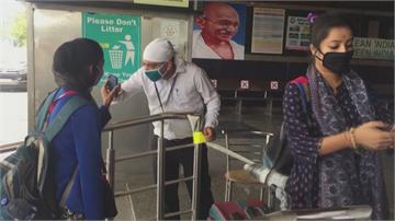 印度疫情發燒 超越俄羅斯 成全球第三高