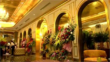 全球首間內外皆鑲金飯店 越南河內開張