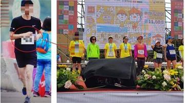 田中馬女子半馬冠軍「找兒子代跑」 調賽程影像抓包 「21985」是男生!