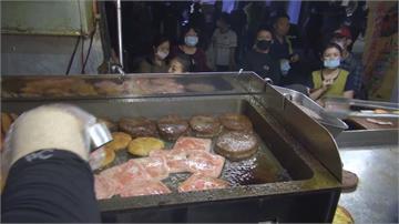 漢堡、沙嗲、豆乳雞...全是素的 素食小夜市快閃宜蘭