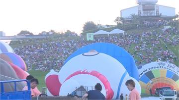 疫情攪局!台東熱氣球嘉年華10周年恐停辦