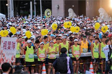 快新聞/2020台北馬拉松週日開跑 周邊交管車輛須改道