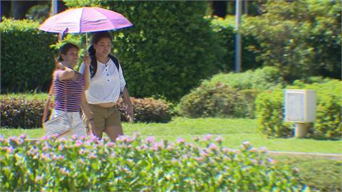快新聞/中南部高溫飆32度! 清明連假這天轉涼有雨
