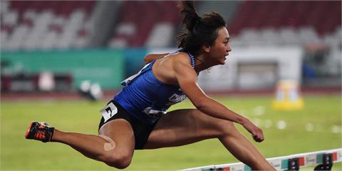 東奧/「百欄女神」謝喜恩100米短跑資格賽12秒49排名第7!無緣晉級預賽
