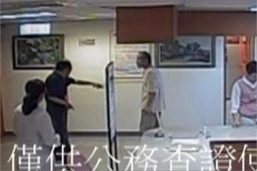 看病看到進警局!抽菸男子跑錯樓大鬧醫院