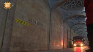 揮別鎖國政策!烏茲別克推藝術主題車站拚觀光