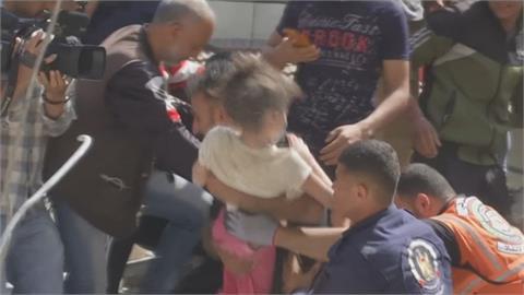 以色列、巴勒斯坦近年最慘烈衝突!喪生217巴人 含63孩童