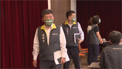 陳時中戴「Taiwan硬啦」新口罩 超搶眼!網:到底哪裡買?