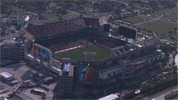 第55屆NFL超級盃 7500名醫護受邀觀戰