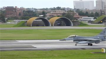 天安特檢完成! 花蓮F-16復飛.聯隊長同乘
