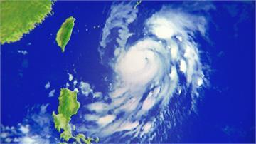 梅莎最快週一轉強颱 侵台機率低 全台12縣市仍須注意局部大雨