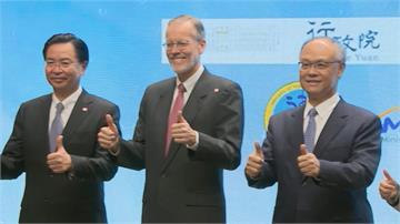 快新聞/台美經濟對話促進雙方關係 酈英傑提台灣正在幫忙:是可靠的夥伴!