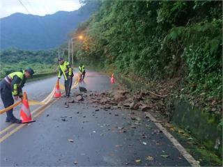快新聞/蘇花公路台9丁線45.9K、武塔村聯外道路 恢復雙向通行