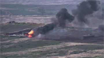 擊落對方軍機 中亞亞美尼亞、亞塞拜然打起來