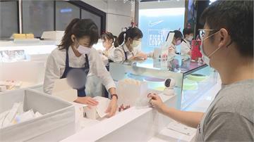 驚人消費力! 新竹百貨周年慶前5日業績破13億
