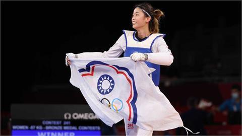 東奧/19歲羅嘉翎奪銅牌!破4年前「0獎牌魔咒」被視為奧運金牌之星