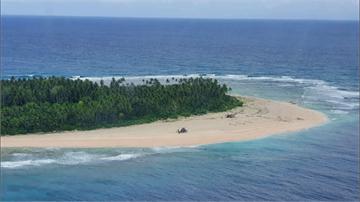 船開到油用完了...困小島 3水手沙灘畫巨大S.O.S求救