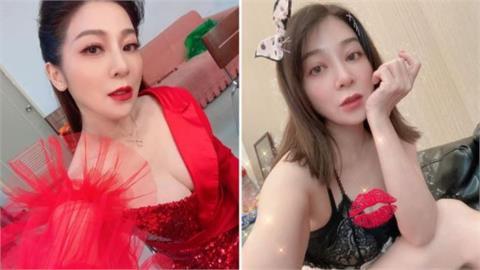 王彩樺戴「兔耳」穿睡衣曝私下模樣 感性發文:要好好報答你們!