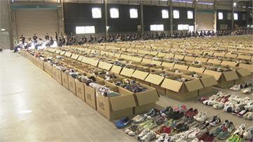 台灣向世界「全力分享愛」募得5萬雙愛心鞋送尚比亞