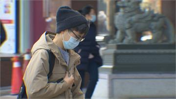 外套穿起來!今天北台灣一口氣掉10度輕颱艾陶最快週一形成