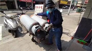 宜蘭配送瓦斯行口罩 引發其他行業不滿