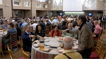 傳承李登輝理念 台聯舉辦百日感恩餐會