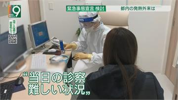日本首都圈一都三縣 最快1月7日發布緊急事態