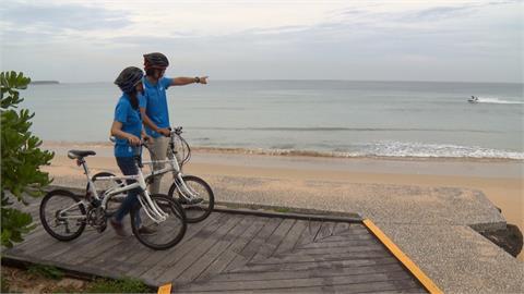澎湖「菊島自行車路線」 130公里途經熱門打卡景點