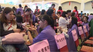 見證孩子銳變成年 南華大學千人成年禮登場