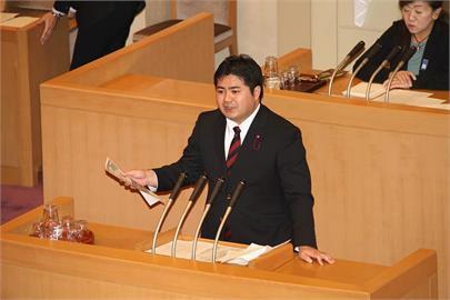 快新聞/中國干預日台辦交流峰會 神戶市議員諷「愚蠢的攻擊」:正義一方會續挺台