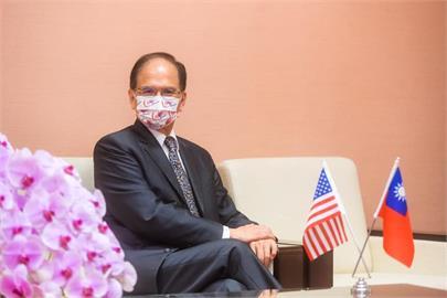 快新聞/游錫堃賀美國獨立紀念日 感謝「真朋友」捍衛台灣自由、提供疫苗