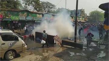 緬甸血腥鎮壓20傷3中彈 東協外長視訊商討局勢