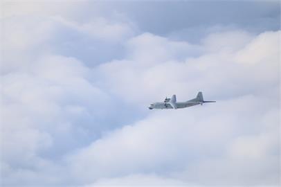 快新聞/中國軍機又來亂! 運8反潛機1架次再闖我西南空域