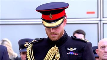 將卸王室高階成員身分...哈利:叫我的名字就好