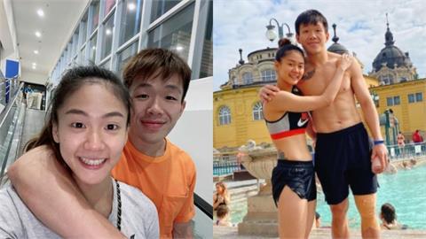 東奧/小清新文姿云「要嫁了」和他愛情長跑11年!未婚夫身分曝光