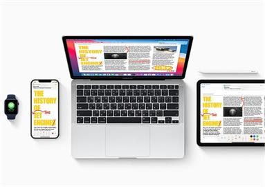 蘋果MacBook新品傳亮相 3大概念股來電