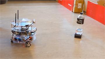 桃園ROS夏季學校 機器人競賽展示學習成果