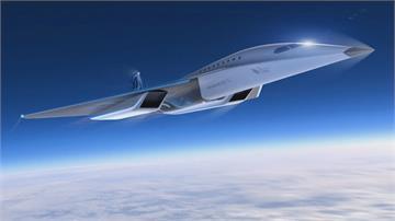 時速3700公里的空中浪漫! 維珍銀河攜手勞斯萊斯 打造超音速客機