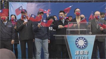 政壇網路聲量排名 綠蔡英文冠軍、藍韓國瑜稱霸