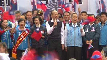 韓國瑜出征總統大選慘敗!美國學者:韓是不對的候選人